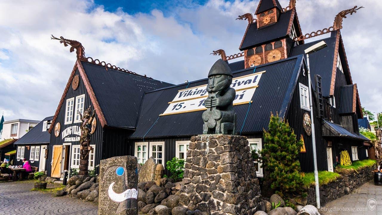 Bingdaotexie.com Viking Festival Hafnarfjordur