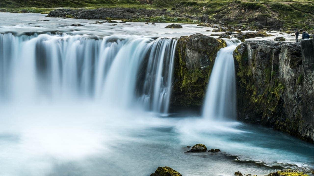 Bingdaotexie.com Godafoss 冰岛