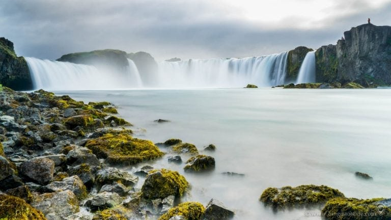 Goðafoss的秘密: 众神瀑布