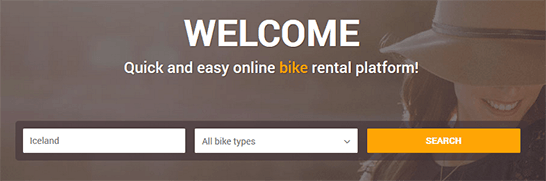 Bimbim bikes search