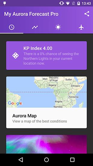My-Aurora-Forecast