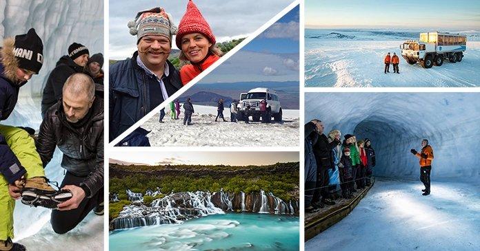 Fjords & Into the Glacier Tour