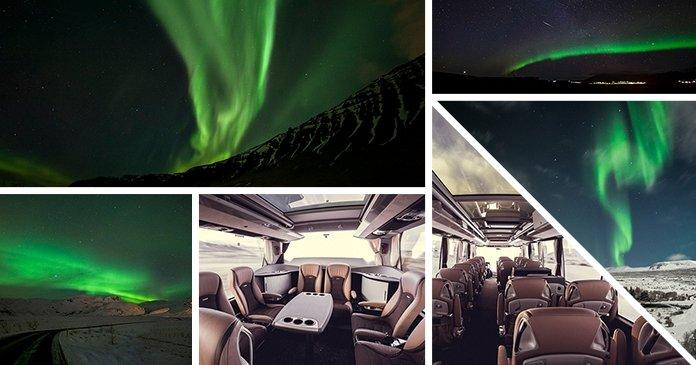 Northern Lights Bus DELUXE