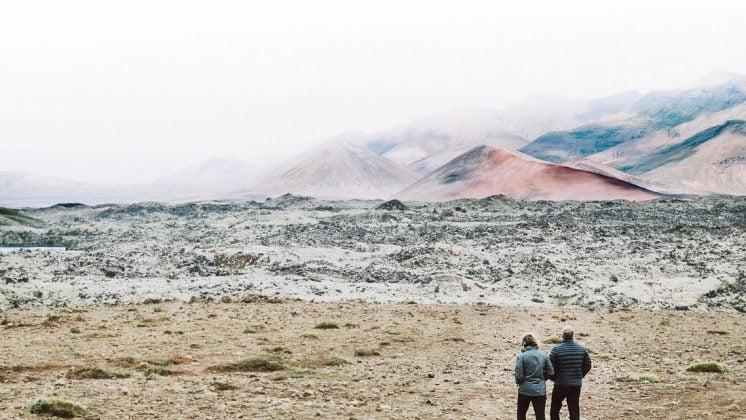Lava Field - Snaefellsnes Peninsula Tour