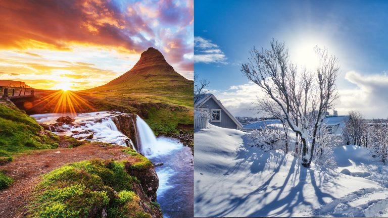 找到专属你的冰岛旅游最佳季节 (只需3分钟)
